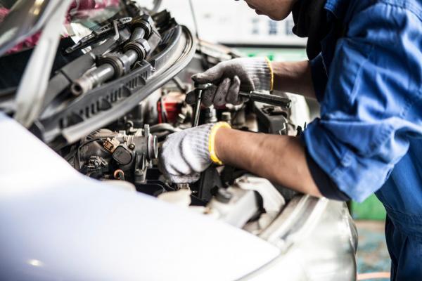 Naprawa silnika 1