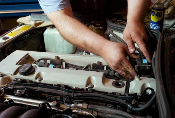 Naprawa silnika 3